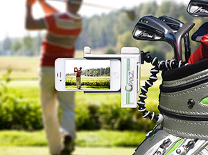Cradlz Golf Training Aid - with Tom Patri 20% discount