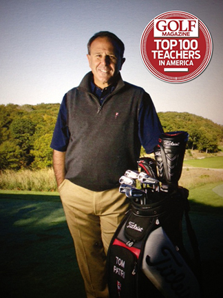 Tom Patri_Top 100 Golf Magazine Teacher in America