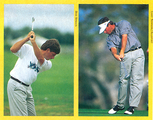 Why a Soft Left Arm is Better (by Tom Patri, Golf