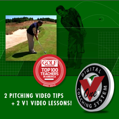 Tom Patri offers golf tips on pitching