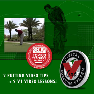 V1 Golf Lessons from Tom Patri
