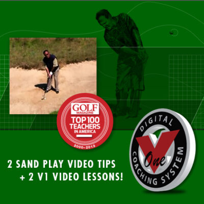 Tom Patri golf tips for sand play